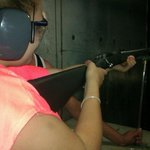 Went with friend 16/1/14 .357 rifle