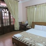 Double room with balcony on the first floor