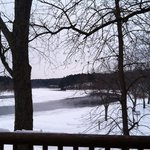 View from Cabin #25