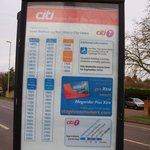 C7 BUS TIMETABLE INTO CAMBRIDGE