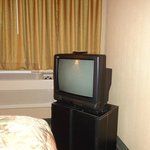 old tube tv ... which was fine