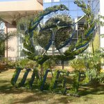 At the new UNEP block