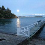 Full moon at Connells Bay