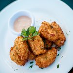 Conch Fritters...
