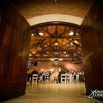 Grand Entrance into our Grand Barrel Room