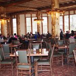 Lake Lodge Cafeteria Foto