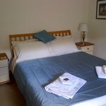Double Room in Monach Cottage (Self-Catering)