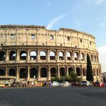 One of the many wonderful sites of Rome.