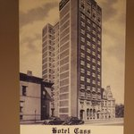 Poster for the original Hotel Cass