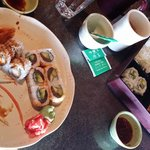 Sushi Lunch Special and Box Lunch Special