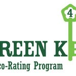 We are Green Key Certified.