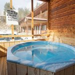 ภาพถ่ายของ Americas Best Value Inn Bighorn Lodge