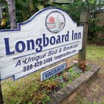 Foto de Longboard Inn Bed & Breakfast