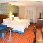ภาพถ่ายของ Fairfield Inn & Suites Toronto Airport