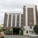 Bilde fra YHA Wellington New Zealand
