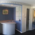 One of our newly updated suites.