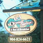 Foto de 63 Orange Street Bed and Breakfast