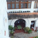 Foto de Old Courtyard Hotel