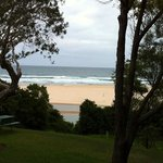 Foto de Sawtell Beach Holiday Park