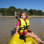 Kayak Hire family fun