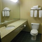 Photo de Holiday Inn Express Fairfield