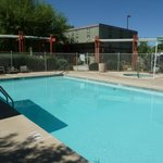 Pool area at Eagle View RV