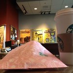 Starbucks at the Columbia Center Mall
