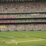 A world record crowd of 91,112 saw the first day of the 2013 Boxing Day Test at the MCG.