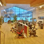 Gym with a View! Sport.Park, Lech