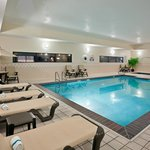 Take a dip and relax in our complimentary indoor pool or whirpool