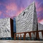 Visit the birthplace of Titanic, Belfast.