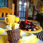 Foto de Adobe Abode Bed and Breakfast Inn