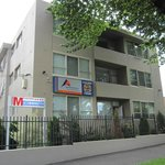 North Melbourne Serviced Apartments resmi