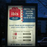 Photo de Ibis Mulhouse Centre Filature