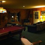 The games room!