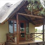 Foto de Mangwa Valley Game Lodge