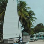 Hobie Catamaran - Nicholas Agard (At Carib Bar Beach)