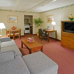 Americas Best Value Inn & Suites-Tyler/Downtown resmi