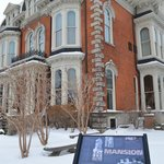 Φωτογραφία: The Mansion on Delaware Avenue