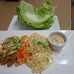 Thai Lettuce Wraps!
