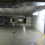 Designated Parking in Underground Garage