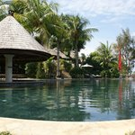 Foto de Taman Wana Villas and Spa