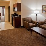 Φωτογραφία: Holiday Inn Express Hotel & Suites Buda