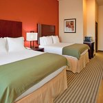 Holiday Inn Express Hotel & Suites Guthrie-North Edmond Foto