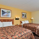 Foto van Americas Best Value Inn Evansville East