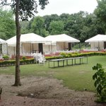 Foto de The Aravali Tent Resort