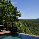 Tanamera Main Deck looking over the Sabie River Valley