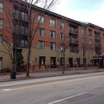 Φωτογραφία: Residence Inn Chattanooga Downtown
