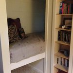 Reading nook / single sleeper