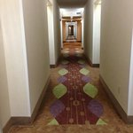 Hallway on 4th Floor